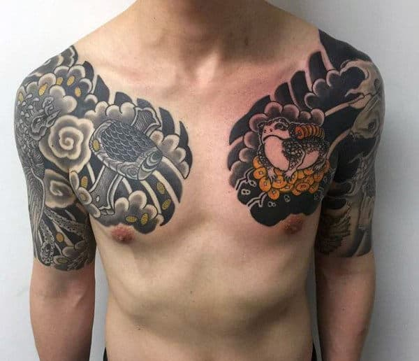 Phoenix Rising Tattoo For Men