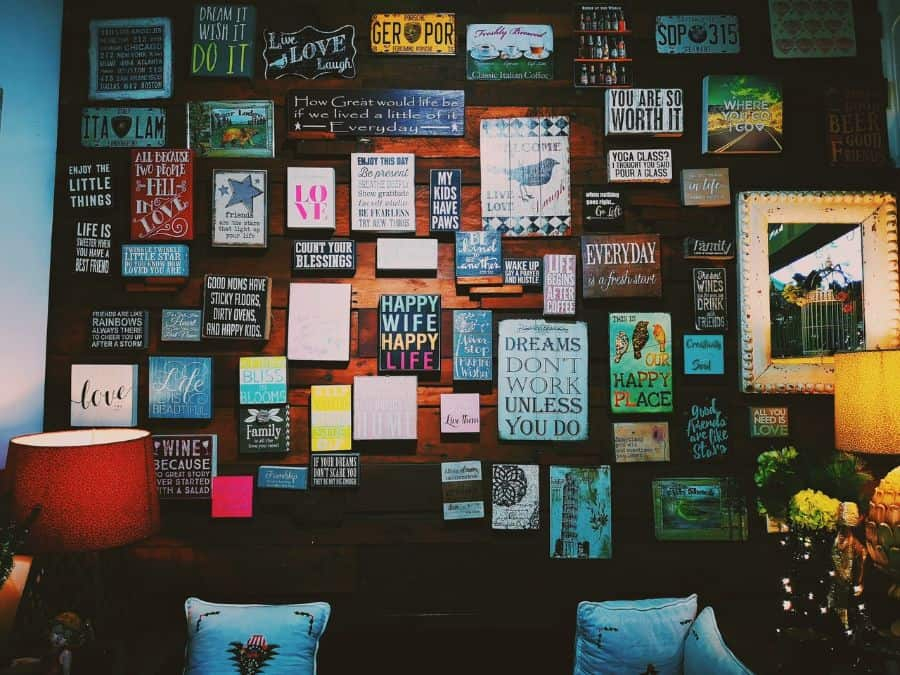 Photo And Art Decor Picture Wall Ideas 1