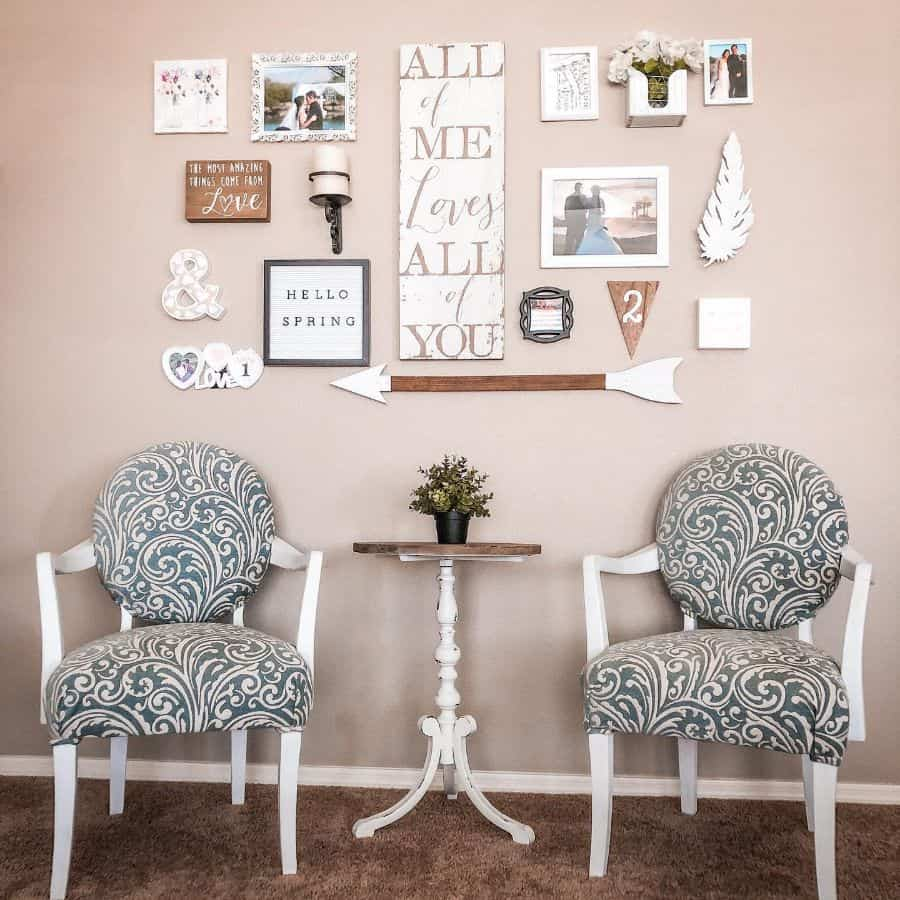 Photo And Art Decor Picture Wall Ideas Swift.n.savvy