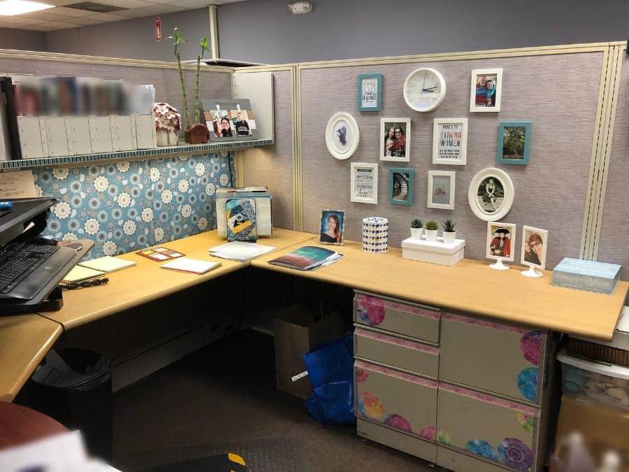 Photo Wall Cubicle Decor Arieanne