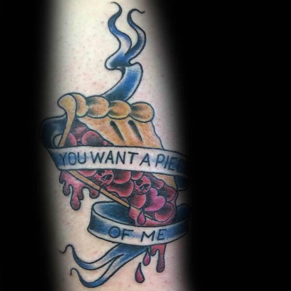 Pie Guys Tattoo Designs