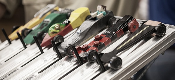 Pinewood Derby Cars Father Son Activities