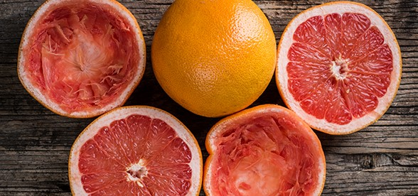 Pink Grapefruit Pre Workout Food For Weight Loss