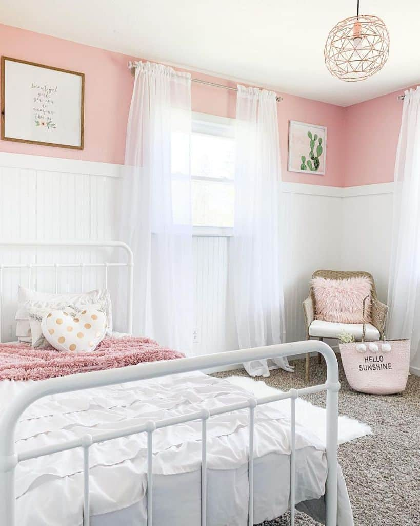 pink teen girl bedroom ideas miriamemiliedesign