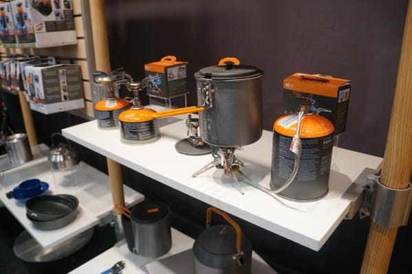Pinnacle Soloist Stove Outdoor Retailer 2018