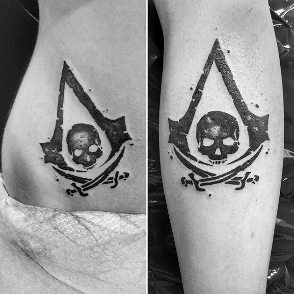Top 53 Assassins Creed Tattoo Ideas 2020 Inspiration Guide