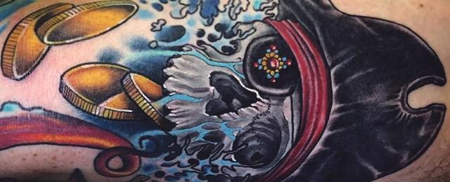 Top 53 Pirate Tattoo Ideas [2020 Inspiration Guide]