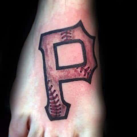 Pittsburgh Pirates Guys Tattoo Ideas