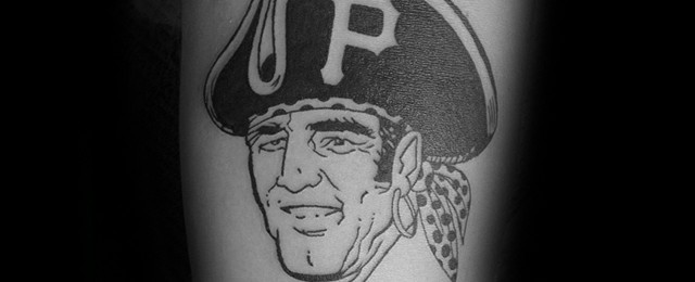 Pittsburgh Pirates Tattoo Designs For Men