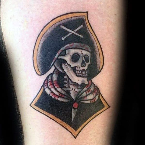 Pittsburgh Pirates Tattoo Ideas For Males