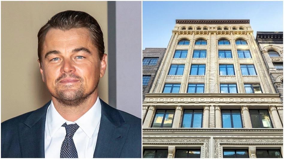 Leonardo DiCaprio Puts NYC Wellness Retreat on the Market