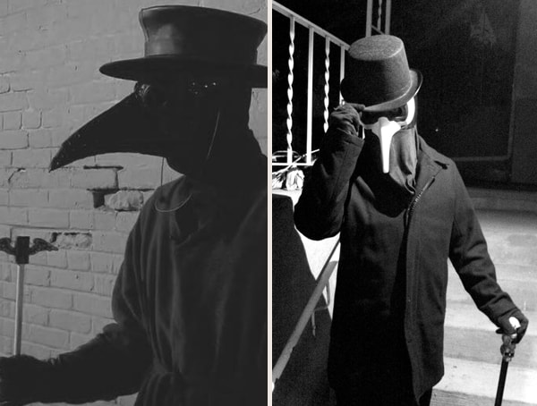 Plague Doctor Best Scary Mens Halloween Costumes