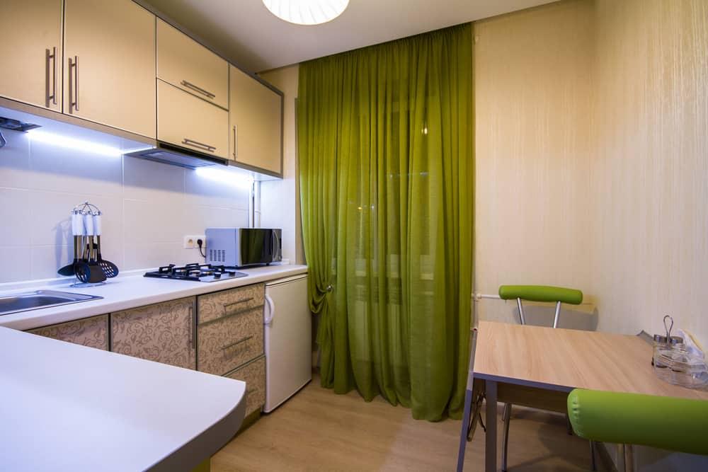 plain kitchen curtain ideas 3