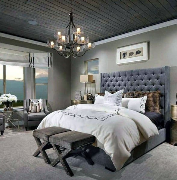Mansion Master Bedroom: Top 60 Best Master Bedroom Ideas