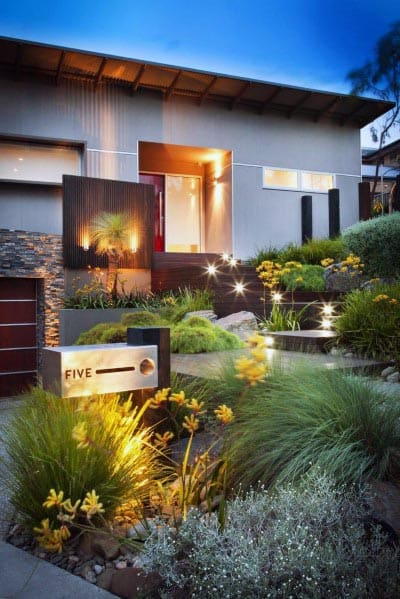 Plant Design Ideas For Front Yard Landscaping