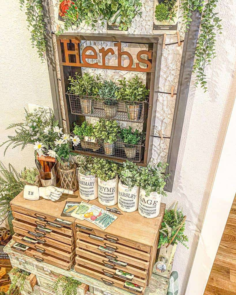 planter ideas herb garden ideas 1920farmhousereno