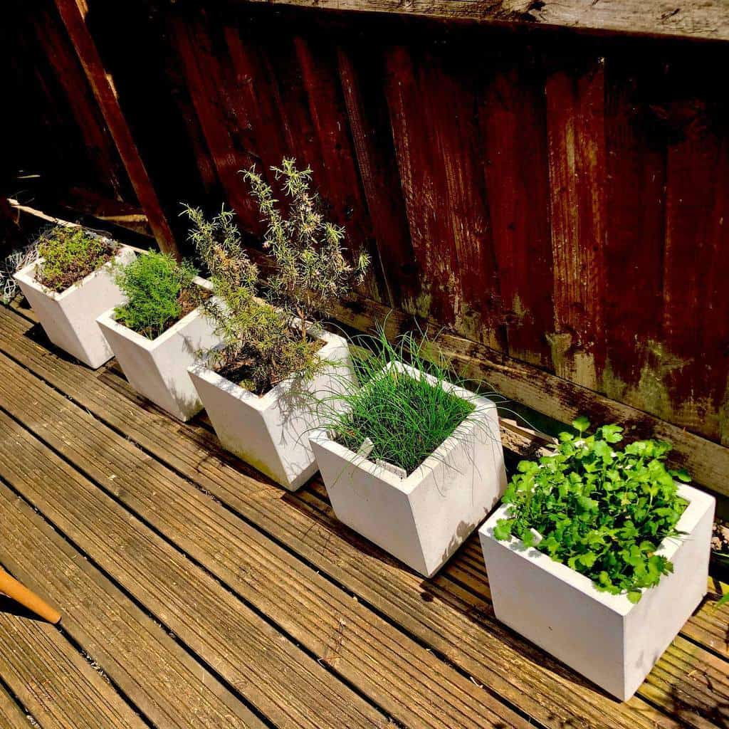 planter ideas herb garden ideas thegiveitagogardener