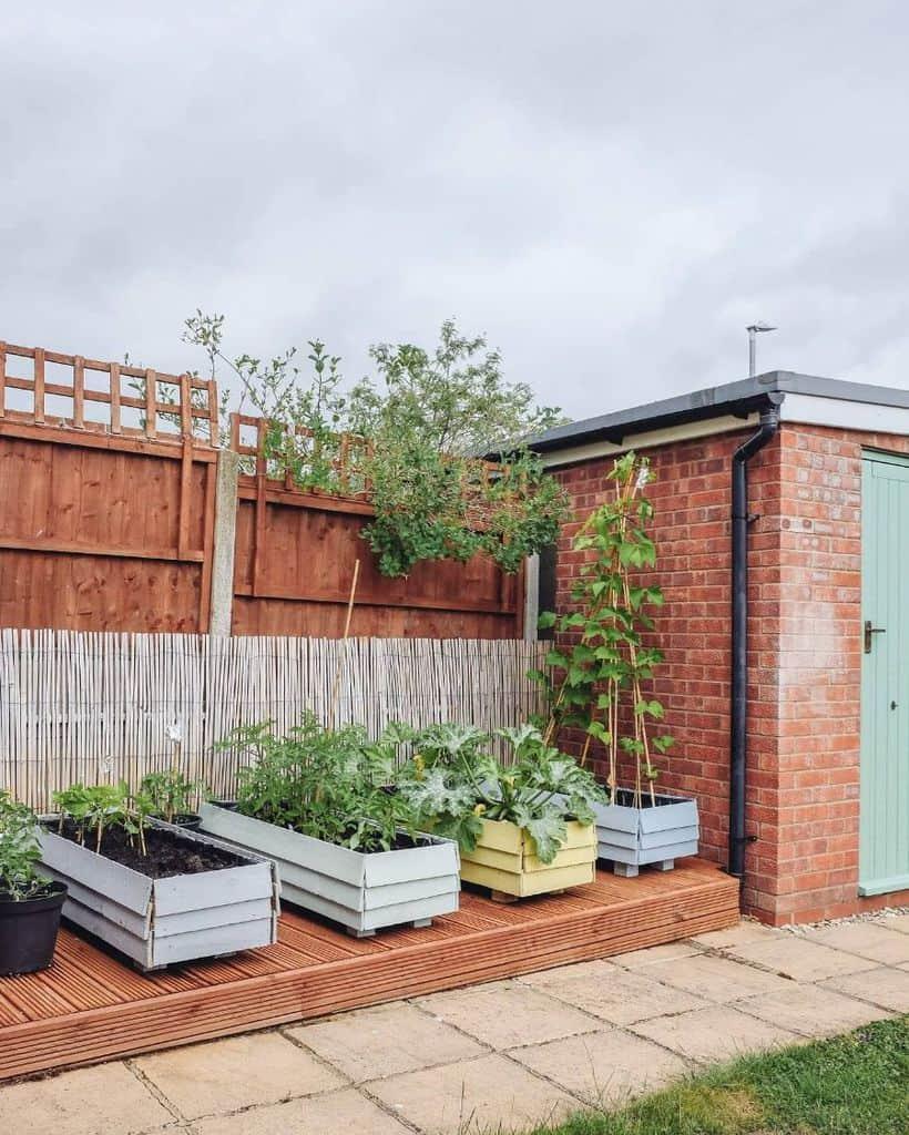 planter ideas vegetable garden ideas at_house_no26