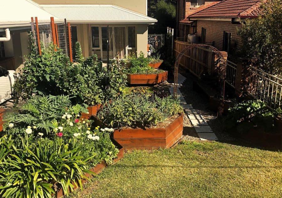 planter ideas vegetable garden ideas bee_happy_in_sydney