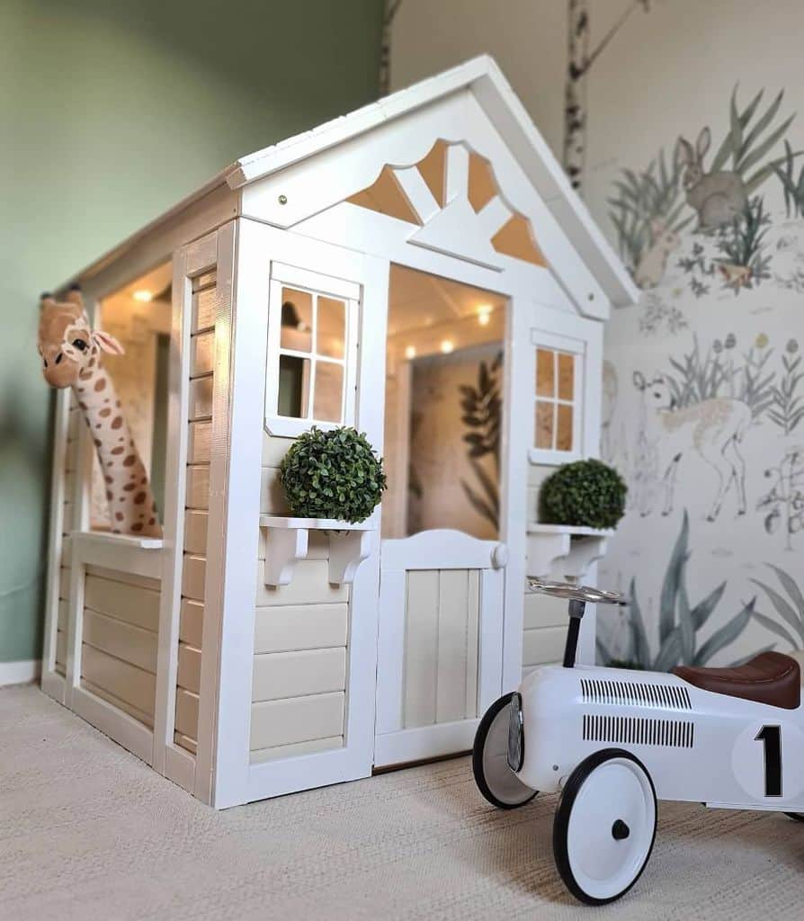 Playhouse Playroom Ideas Twinsteentoddler