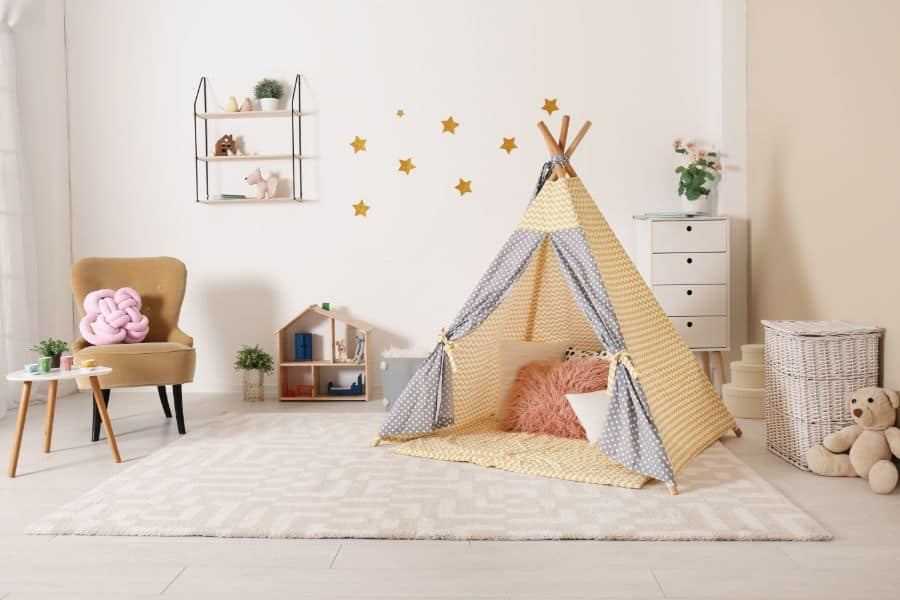 Playpen Playroom Ideas 1