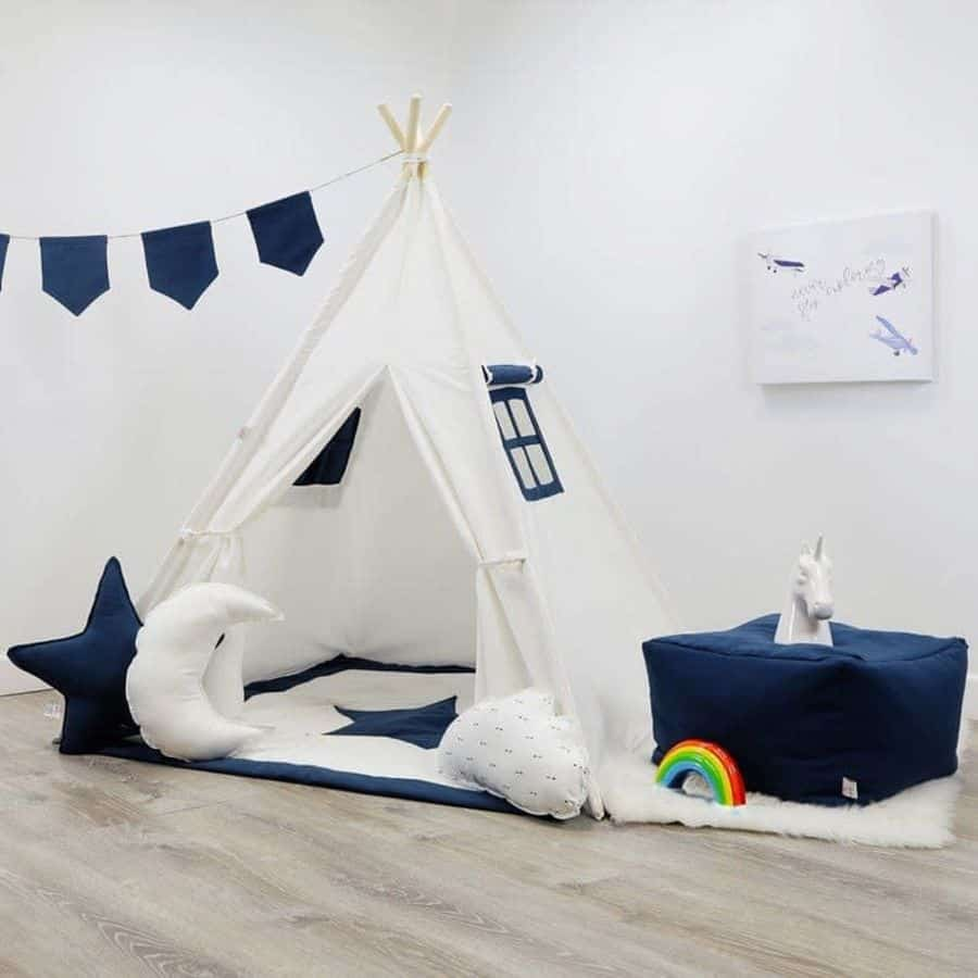 Playtent Playroom Ideas Momandmee.in