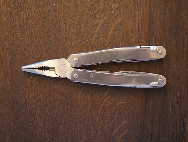 Pliers Victorinox Swisstool Spirit Xc Multi Tool