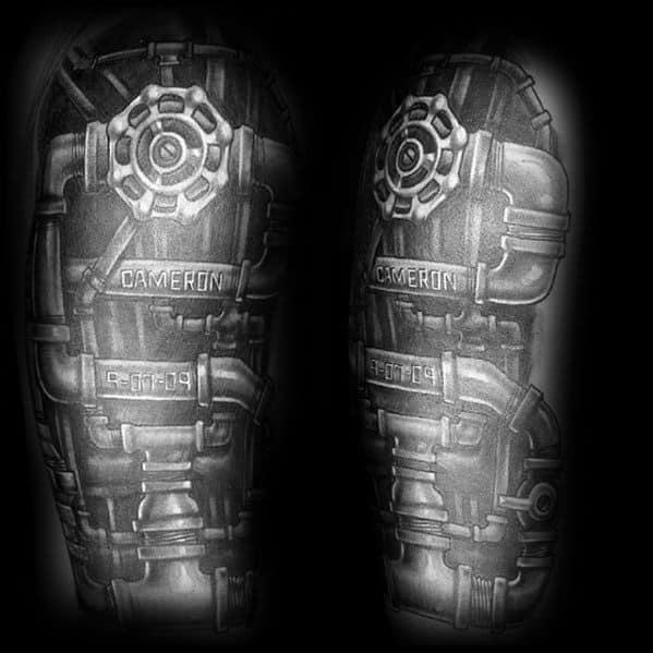 Plumbing Guys Tattoo Ideas