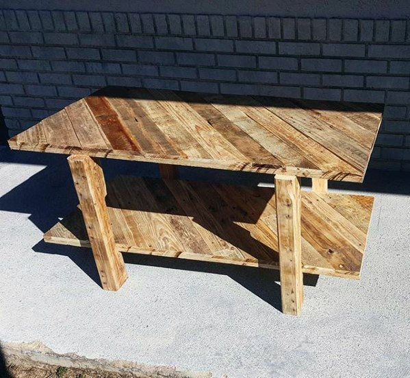Plywood Coffee Table Diy Man Cave Ideas