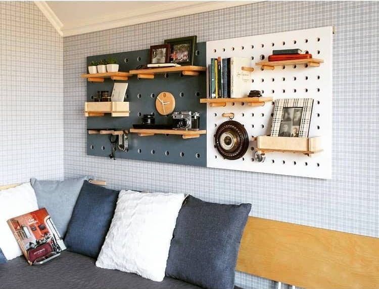 Plywood Furniture Misc Pegboard Ideas Solidhorse Factory
