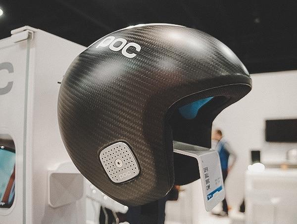 Poc Carbon Fiber Racing Ski Helmets