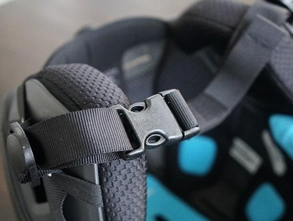 Poc Obex Spin Ski Helmet Chin Strap Detail