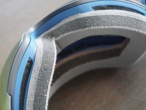 Poc Orb Clarity Foam Nose Bridge Detail Goggles