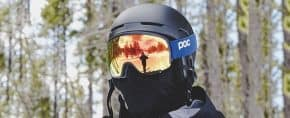 POC Orb Clarity Snow Goggles And Obex SPIN Helmet Review – Ski Protection