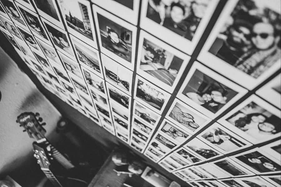 Polaroid Photo Wall Picture Wall Ideas Juanjorobleda