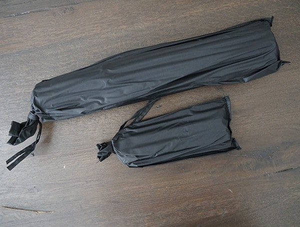 Poles And Stakes Bags Snugpak Scorpion 3 Tent