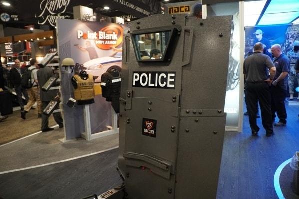 Police Door