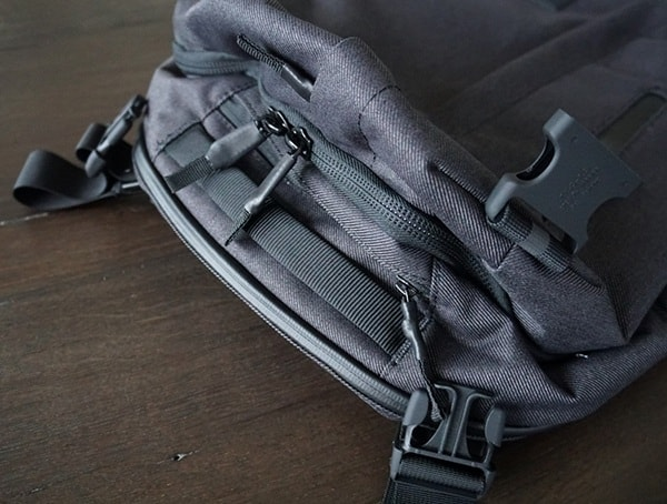 Polyester 600d Twill Melange Fabric Chrome Industries Summoner Backpack
