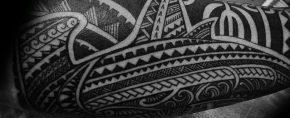 50 Polynesian Shark Tattoo Designs For Men – Tribal Ink Ideas