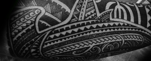 Polynesian Shark Tattoo Designs For Men