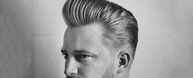 The Pompadour Haircut For Men – 50 Masculine Hairstyles