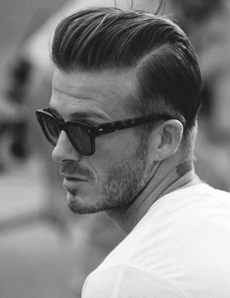 Pompadour Stylish Short Haircuts Men