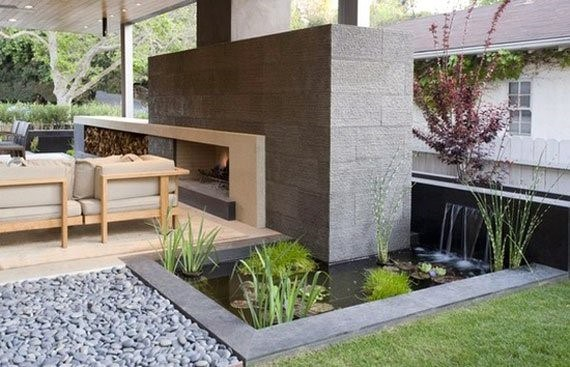 Pond Design Ideas