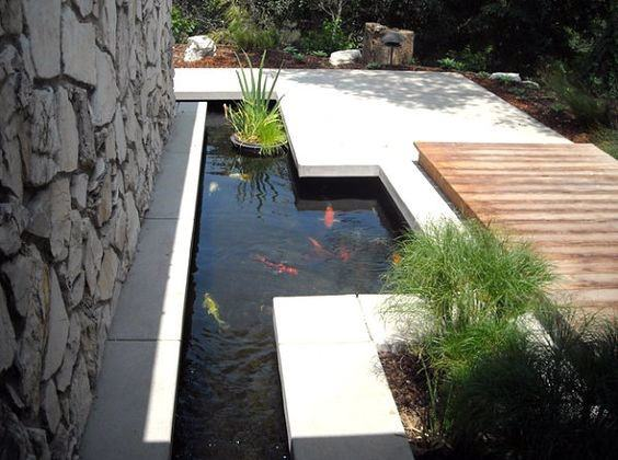 Pond Ideas With Waterfall