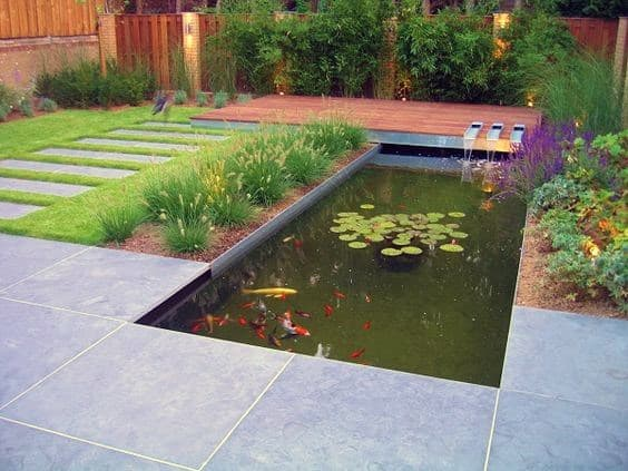 Pond Landscape Ideas