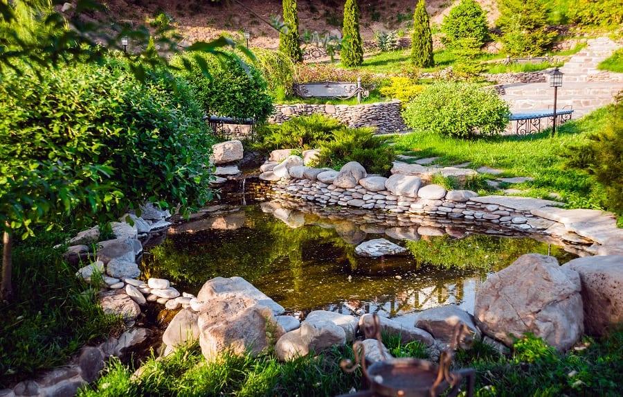 Magnificent Rock Landscaping Design Ideas Garden Edging