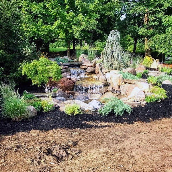 Pond Waterfalls Ideas