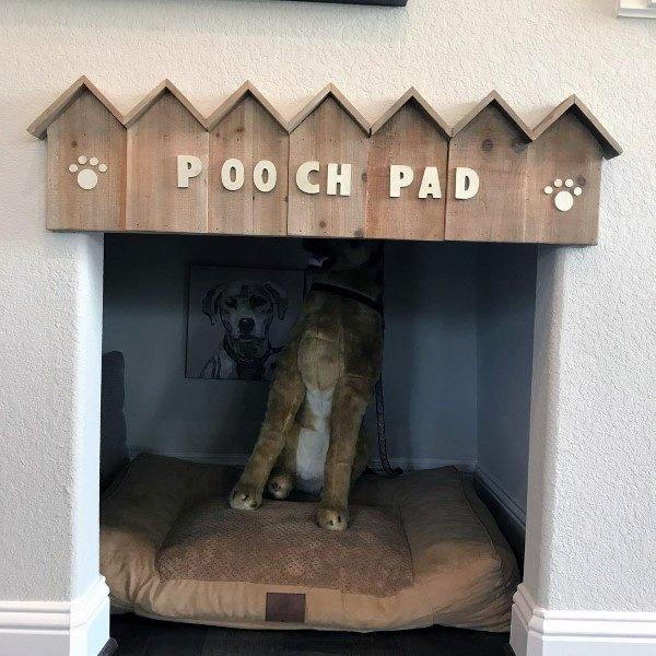 Pooch Pad Dog Room Ideas