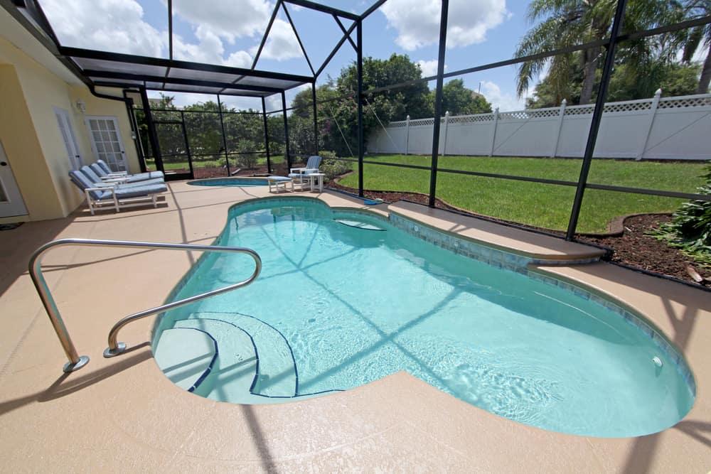 pool enclosed patio ideas 2