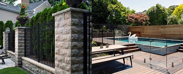 Pool Fence Ideas